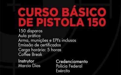 Curso Básico de Pistola 150